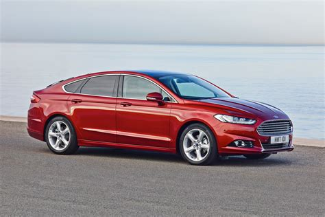 Ford Mondeo 2014 Review  Pictures  Auto Express