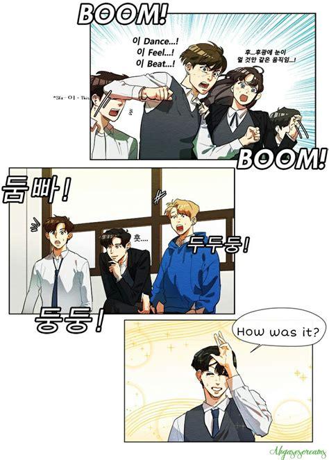 got7 webtoon eng got7 get webtoon episode 3
