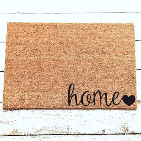 welcome home doormat 25 best ideas about doormats on modern door