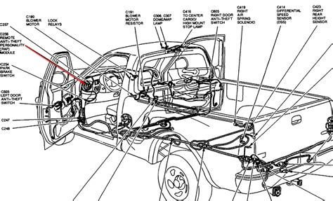 1998 Ford F 150 Part Diagram by 1997 F150 Ext Cab Xlt Trim Where Is And How Do Identify