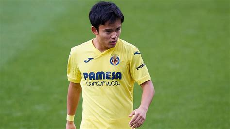 Real Madrid's Kubo loaned to Getafe after Villarreal stay ...