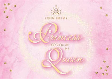 princess queen quote  pretty buy design