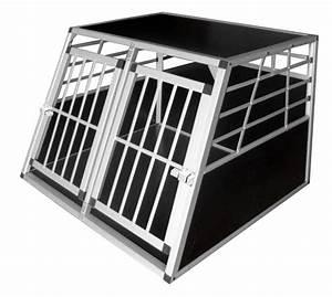 Grande Cage Pour Chien : cage de transport aluminium pour chien s3 cages de ~ Dode.kayakingforconservation.com Idées de Décoration