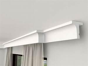 Gardinenschiene Mit Blende : vorhangschiene blende holz vorhangleiste ~ Watch28wear.com Haus und Dekorationen