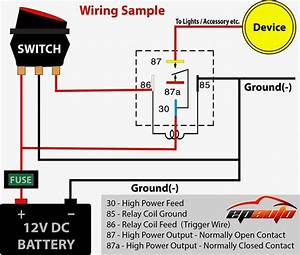 Trending 12 Volt Switch Wiring Diagram 12v Led Light Bar