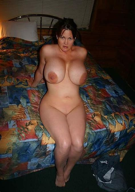 Thick Brunette Big Tits
