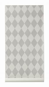 Longueur Rouleau Papier Peint : papier peint harlequin 1 rouleau larg 53 cm gris ~ Premium-room.com Idées de Décoration