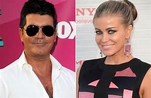 Simon Cowell and Carmen Electra Spark Romance Rumors ...