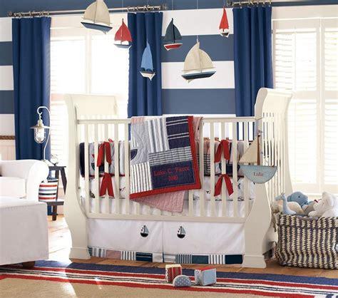 sticker chambre gar輟n décoration chambre bébé marine déco sphair
