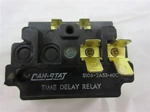 Furnace Fan Time Delay Relay