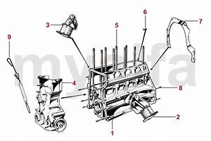 Alfa Romeo Engine Diagram