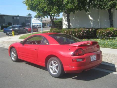 2000 Mitsubishi Eclipse Rs by Find Used 2000 Mitsubishi Eclipse Rs Coupe 2 Door 2 4l In