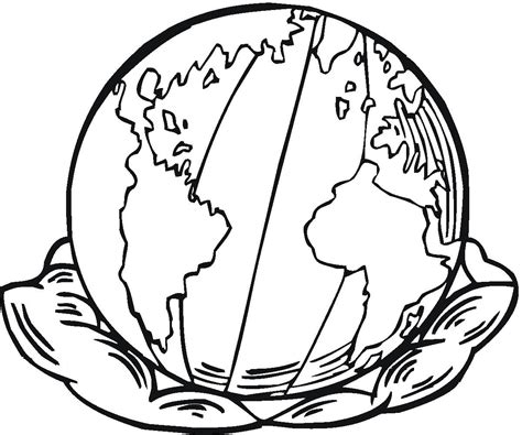 printable earth coloring pages  kids