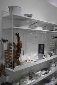 Küche Offene Regale : ordnung und stauraum und offene regale in der k ch ~ Markanthonyermac.com Haus und Dekorationen