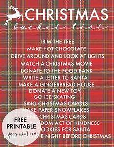 1000 ideas about Christmas List Printable on Pinterest