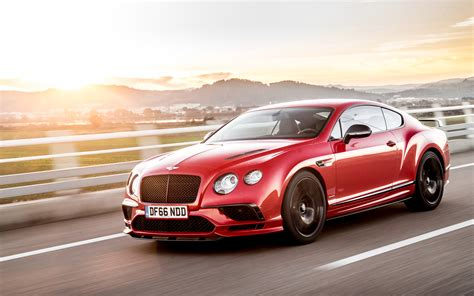 Bentley Continental Supersports 2017 4k Wallpapers