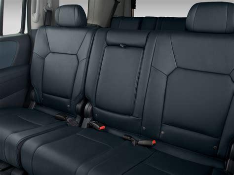 2009 Honda Pilot 2wd 4door Exl Wres Rear Seats