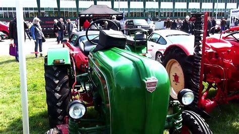 sonnensegel 6 x 4 porsche traktor oldtimer traktoren porsche auf der wiese