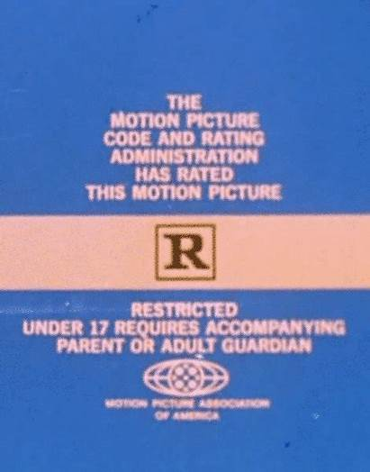 Ratings Mpaa Meaning Rated Film System Motion
