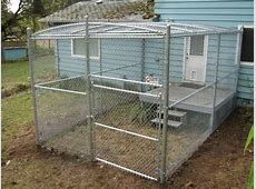 Dog Kennel Salem, Corvallis, McMinnville Outdoor Fence