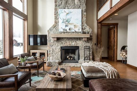 and in livingroom 15 rustic home decor ideas for your living room