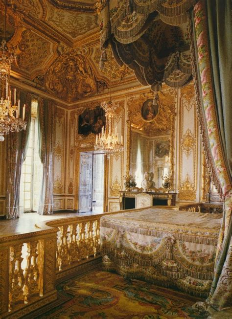 la chambre de la reine chambre de la reine photo de versailles documents