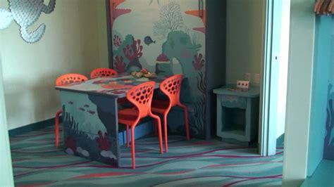 room floor plan free disney 39 s of animation resort finding nemo family suite