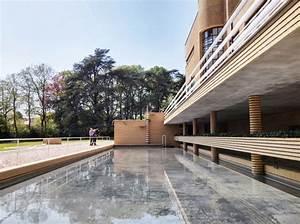 La Villa Cavrois : les jardins mallet stevens et la villa cavrois blog ~ Nature-et-papiers.com Idées de Décoration