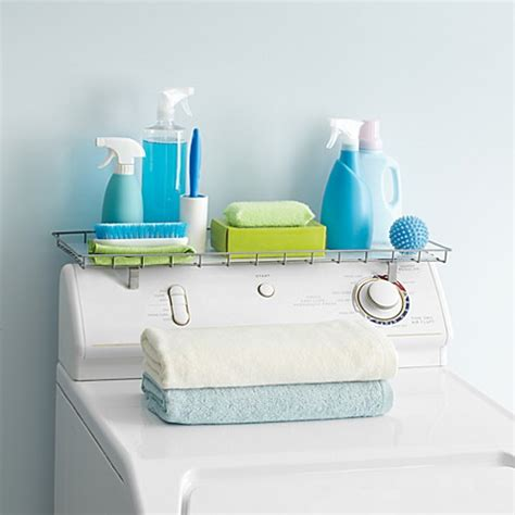 Real Simple Space Saving Laundry Shelf  Bed Bath & Beyond