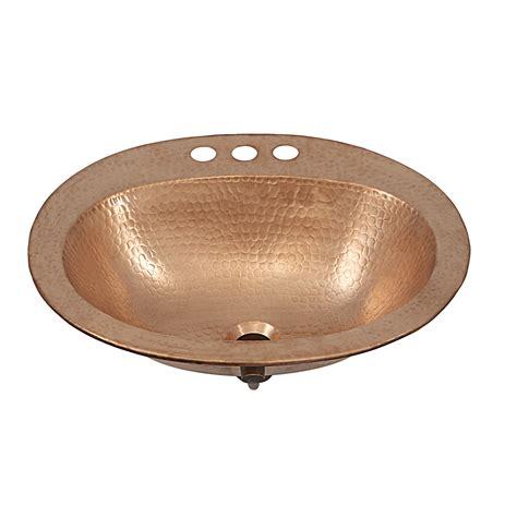 how to restore a copper sink kelvin copper drop in bathroom sink by sinkology