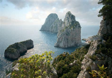 Faraglioni Capri Campania Italy