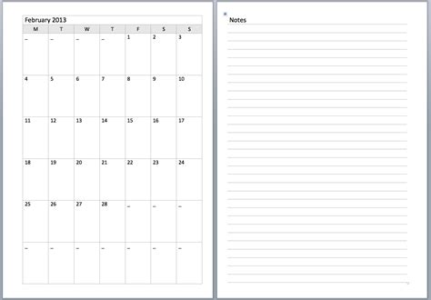 diary format template word 2013 my life all in one place new filofax a5 diary layout for