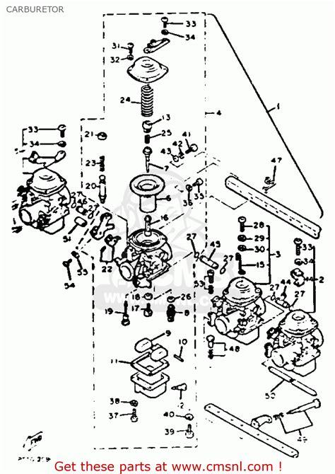 1982 yamaha xj750 wiring diagram