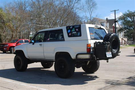 jeep bronco white 1989 toyota 4runner 1st gen not landcruiser fj40 jeep bronco