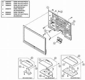 Sony Lcd Television Parts