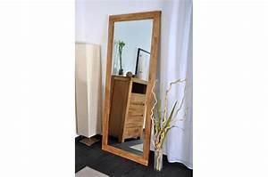 Miroir à Poser Au Sol : miroir ch ne huil miroir rectangulaire pas cher ~ Teatrodelosmanantiales.com Idées de Décoration