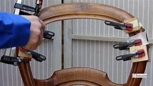 Un Dossier De Chaise : comment recoller un dossier de chaise cass youtube ~ Premium-room.com Idées de Décoration