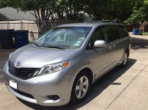 toyota sienna  sale  owner  dallas tx