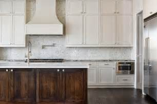 marble tile backsplash kitchen kitchen with marble hex tile backsplash transitional kitchen