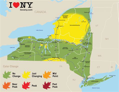 new york state colors state tourism experts fall colors just starting in