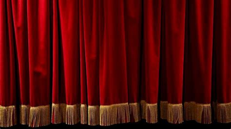 Red Curtain I On Vimeo Dark Grey Faux Silk Curtains How To Install On Bay Windows Orange And Green Patterned Measure Cut Sew Where Hang Double Wide Blackout Pearl Beaded Door Curtain Burnt