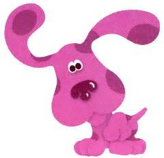 Image result for magenta blues clues