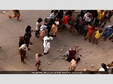 ISIS publishes photos of executions and enforcing rules