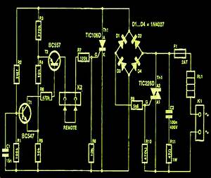 Making A 220v To 110v Transformerless Converter Circuit