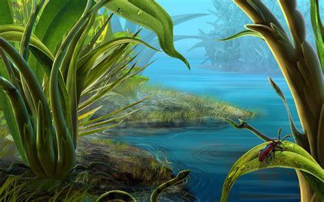 Animated Nature Wallpaper - anime nature wallpaper wallpapersafari