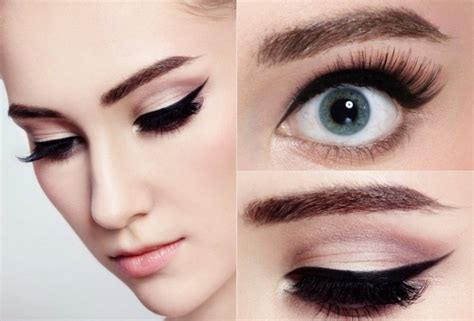 Different Cat Eye Makeup Flicks