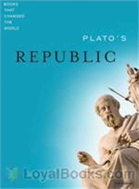 Plato's Republic By Plato  Free At Loyal Books