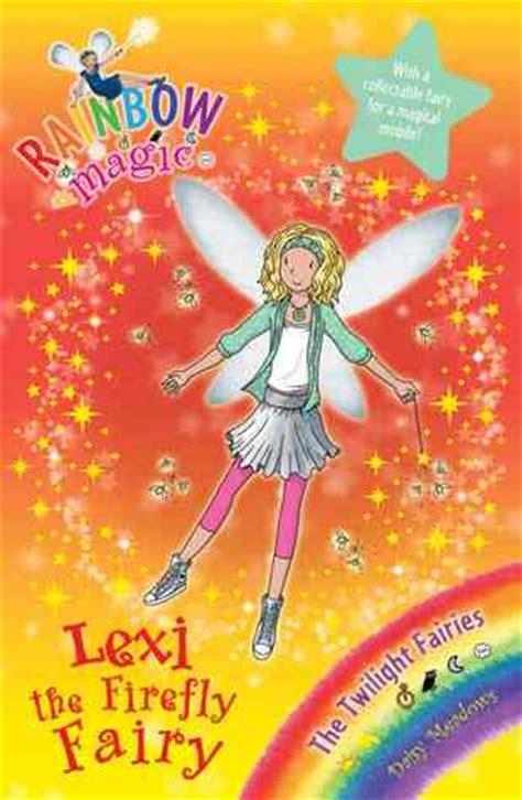 lexi  firefly fairy rainbow magic twilight fairies