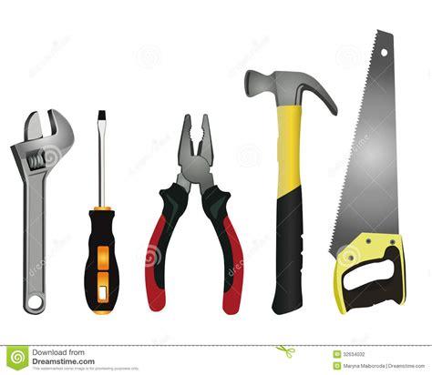 Images Of Tools Tools Stock Vector Illustration Of Repair Screwdriver