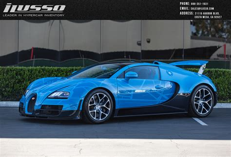 2014 Bugatti Grand Sport Vitesse In Costa Mesa Ca United
